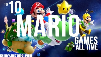 Super Mario World – Bowser Boss Fight & Ending | PUNCH NERDS