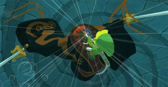 1. Legend of Zelda Wind Waker