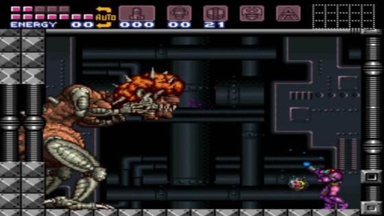 4. Super Metroid