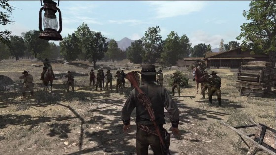 7. Red Dead Redemption
