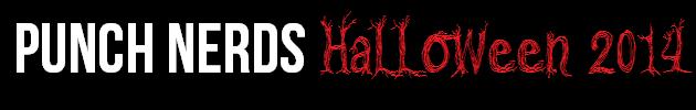 Punch Nerds Halloween